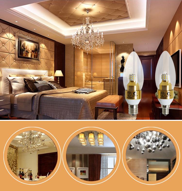 電球色から、部屋に暖かいの雰囲気を作り出す