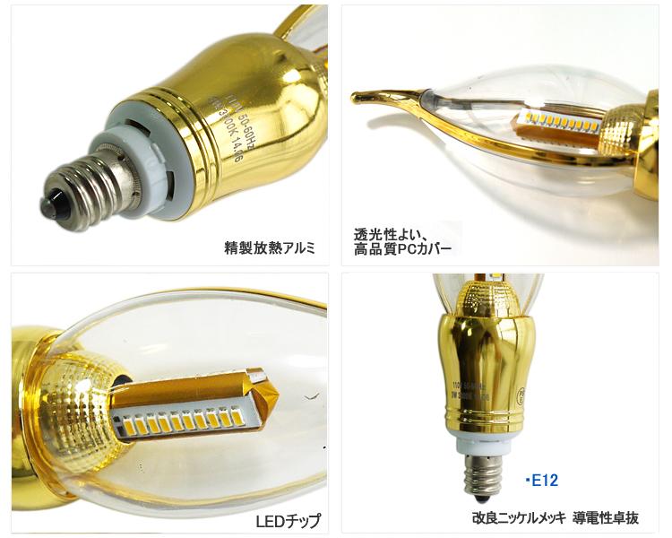 LEDチップ 透光性よい 改良ニッケルメッキ 導電性よい