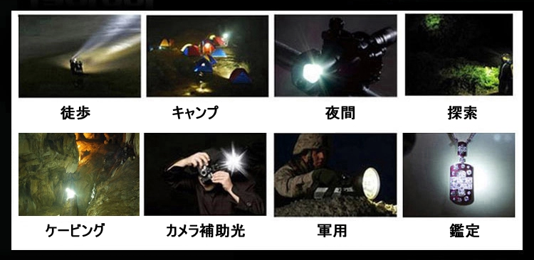 照射範囲広く 現実の使用が多い