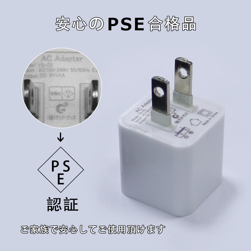 AC100V-240V対応 海外も利用可