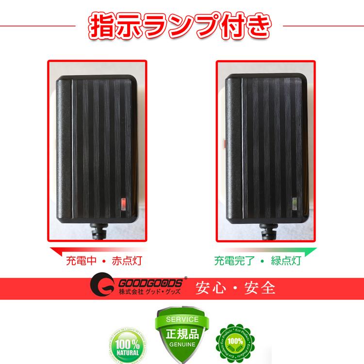 過充電保護機能付き AC100V-240V対応