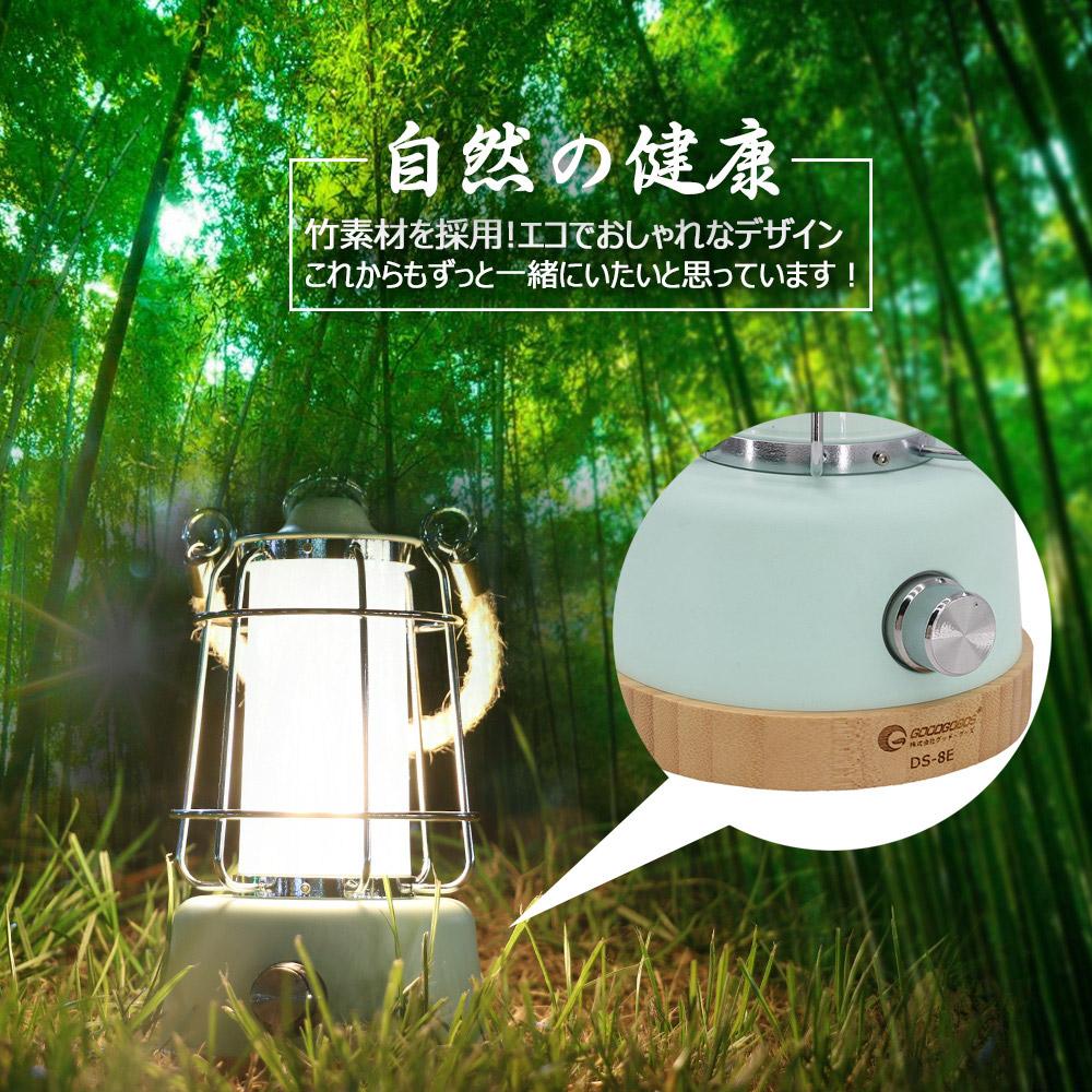 テントライト ポータブル USB給電対応 ナイトライト 常夜灯