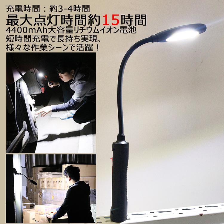 災害対策 移動作業 工事用 屋外照明